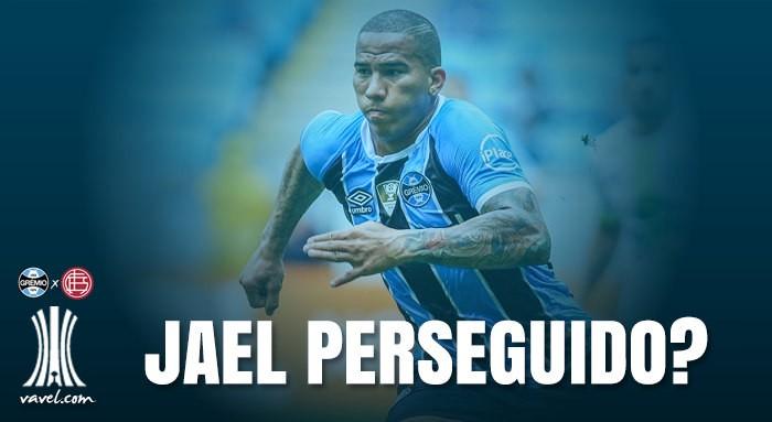 Jael é perseguido pela torcida do Grêmio?