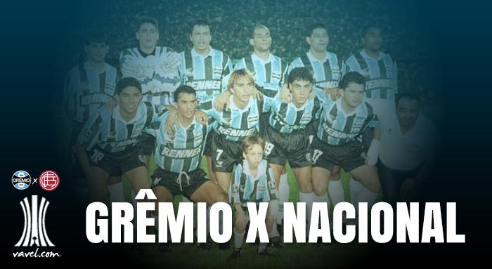Relembrar é viver: Grêmio bateu Nacional de Medellín para conquistar o bi da América