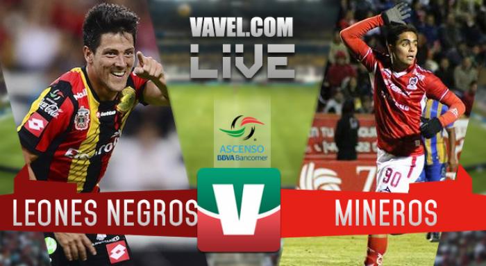 Mineros avanza a la Final eliminando a UDG en Ascenso MX 2016 (1-2)