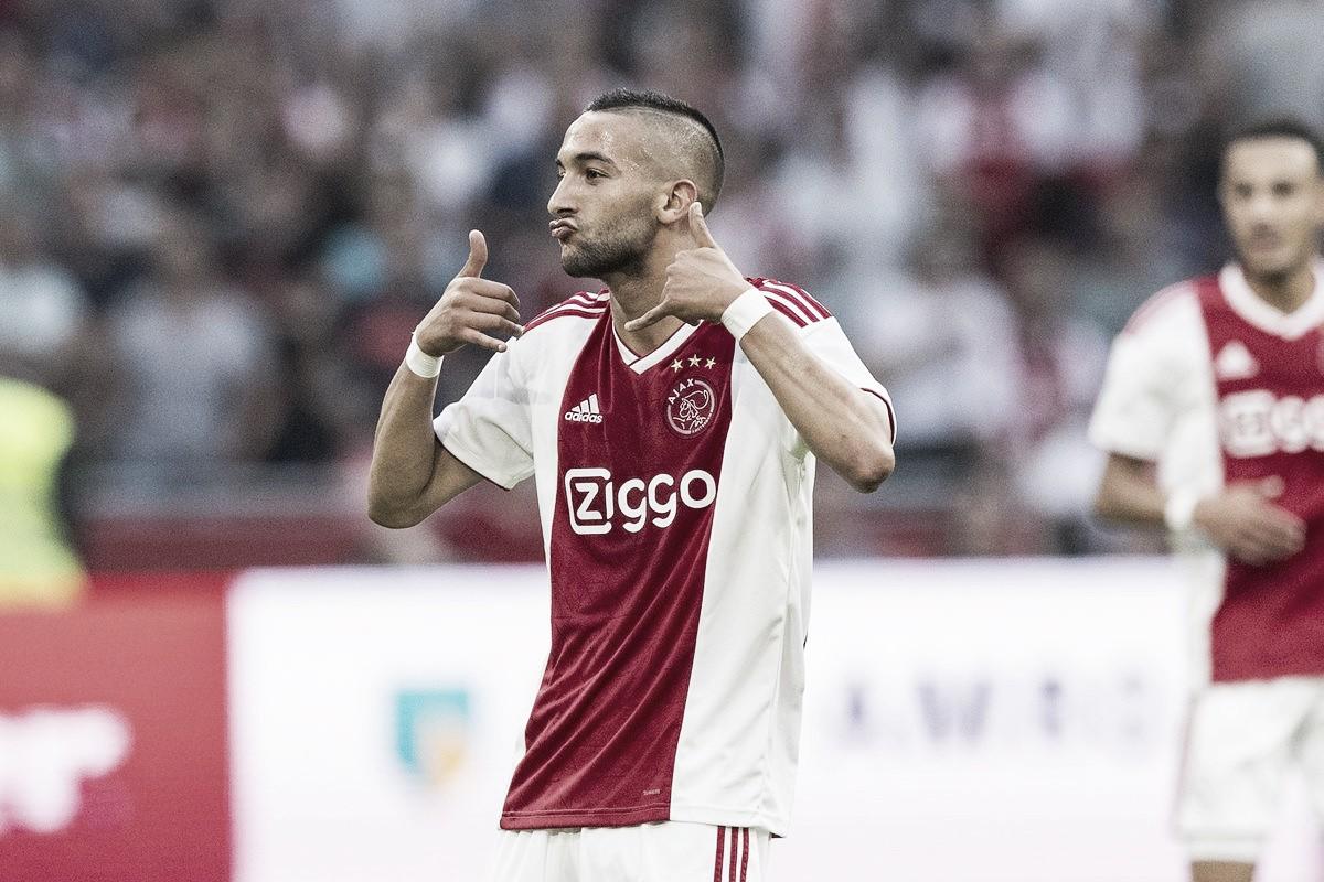 Ajax bate Sturm Graz e abre vantagem na segunda fase qualificatória da Champions