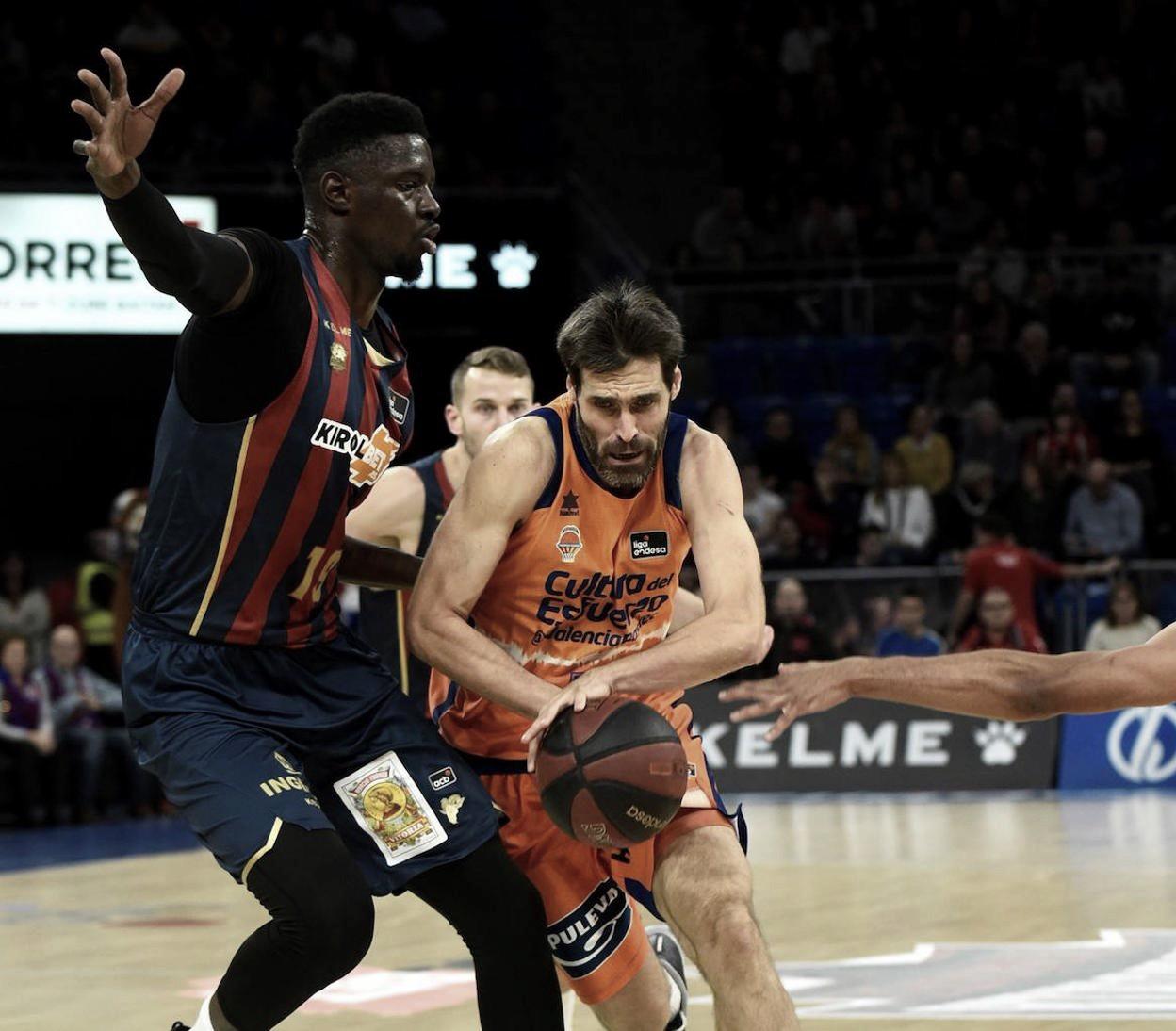 TD Systems Baskonia iniciará la ACB 20/21 ante Valencia Basket