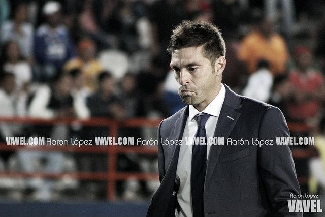 """Diego Alonso: """"Entre más arriba podamos estar, mejor"""""""