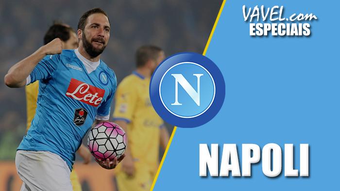 Napoli 2015/16: A temporada do futebol ofensivo de Sarri e o faro de gol de Higuaín