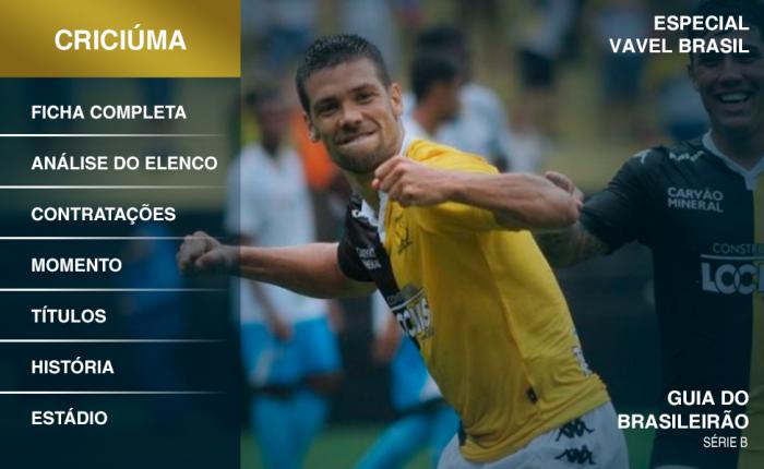 Criciúma 2016: reformulação de elenco e aposta nos jovens para voltar à elite do futebol brasileiro