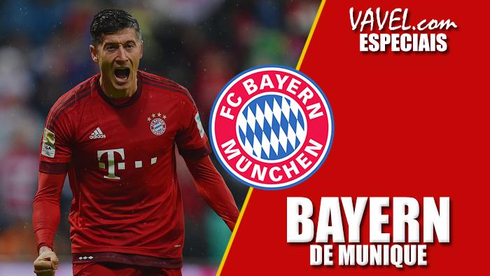 Especiais Bundesliga 2015/16 Bayern de Munique: Guardiola encerra ciclo de forma histórica