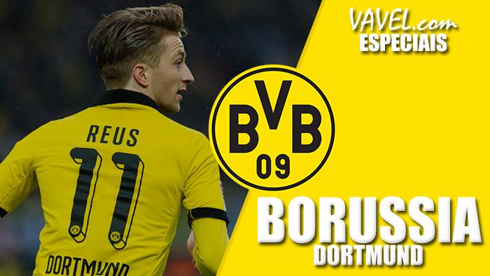 Especiais Bundesliga 2015/16 Borussia Dortmund: evolução e recordes mesmo sem títulos