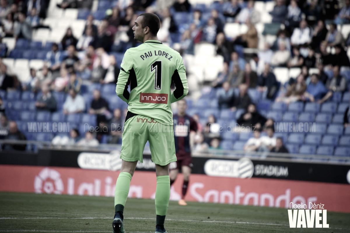 Pau López anuncia su marcha del Espanyol y señala al exdirector deportivo, Jordi Lardín