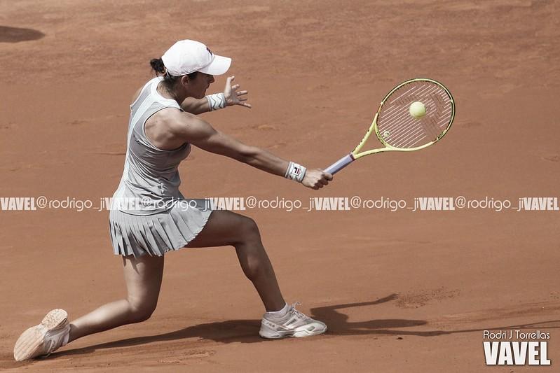 Silvia Soler dice adiós al tenis