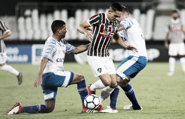 Confronto dos desesperados! Fluminense e Avaí duelam pela recuperação