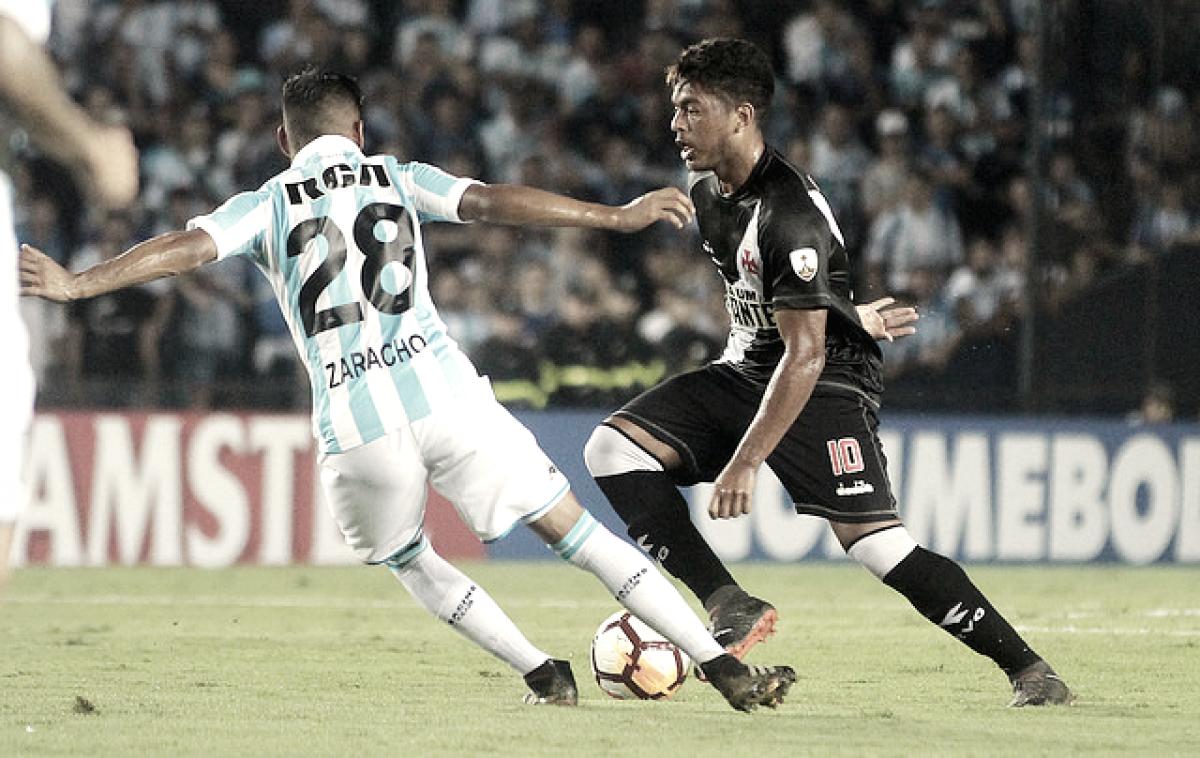 Vasco recebe Racing precisando da vitória para se manter vivo na Libertadores