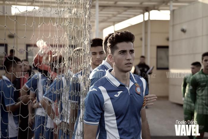 Jugadores del fútbol base del Espanyol convocados con la selección