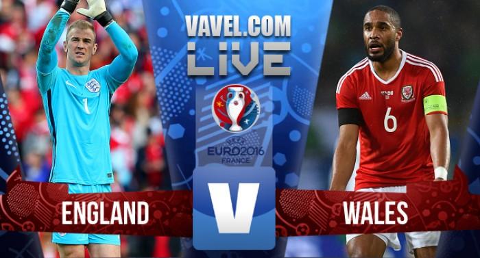 Resultado Inglaterra x País de Gales na Eurocopa 2016 (2-1)