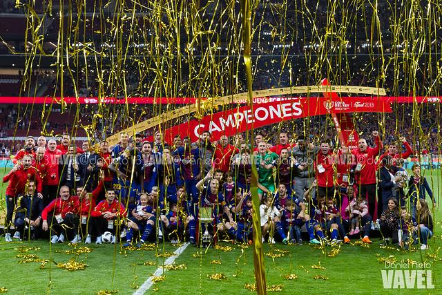 Las entradas para la final de Copa oscilarán entre 55 y 180 euros