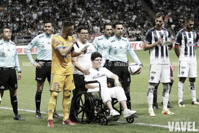 Piden jugadores de Tigres y Rayados paz entre sus aficionados de cara a la Final