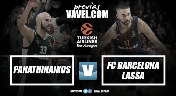 Previa Panathinaikos Superfoods-FC Barcelona Lassa: que siga la racha