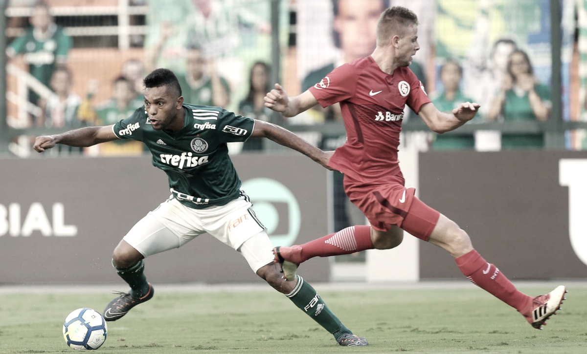 Análise: Palmeiras alterna bons e maus momentos em vitória contra Internacional