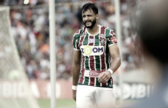 """Henrique Dourado revela desejo de deixar Fluminense: """"Minha vontade é sair"""""""