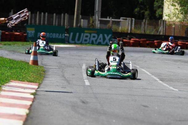 Tudo pronto para a decisão de 2015 da Seletiva Petrobras de Kart