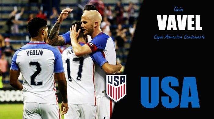 Guía VAVEL Copa América 2016: Estados Unidos