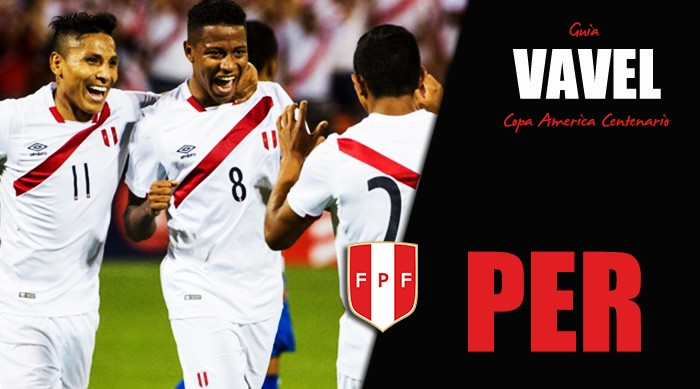 Guía VAVEL Copa América 2016: Perú