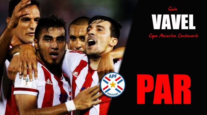 Guía VAVEL Copa América 2016: Paraguay
