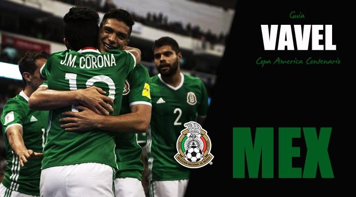 Guía VAVEL Copa América 2016: México