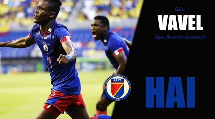 Guía VAVEL Copa América 2016: Haití