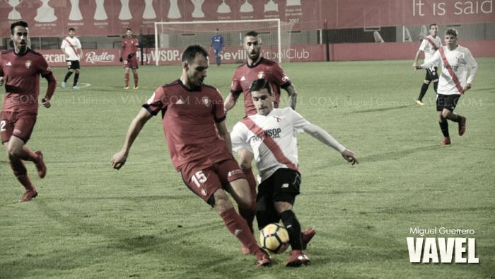 El Sevilla Atlético no consigue la victoria en casa tras la vuelta
