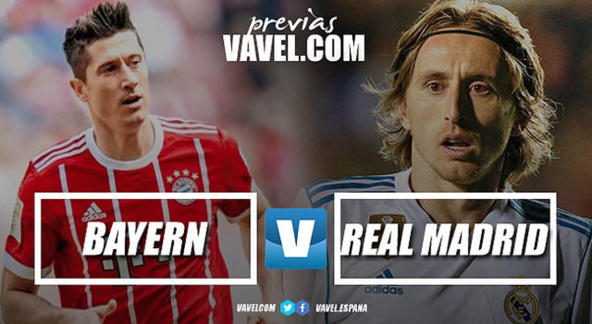 Previa Bayern de Münich-Real Madrid: el Allianz Arena clama venganza