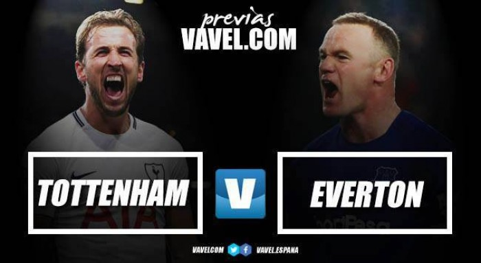 Previa Tottenham - Everton: presente contra pasado