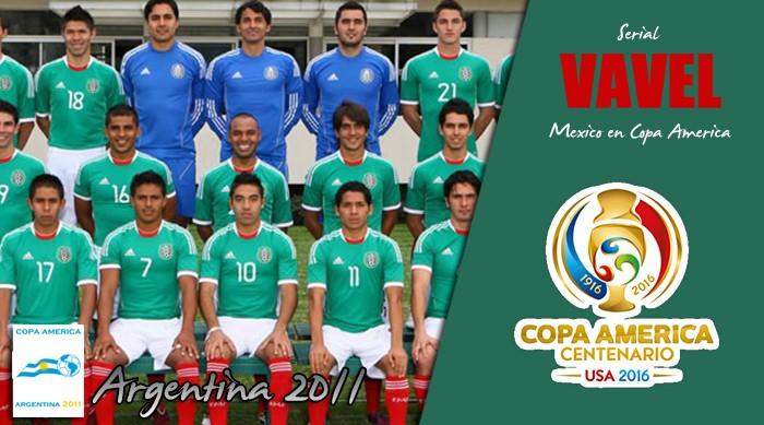 Serial México en Copa América; Argentina 2011: un fracaso ya anunciado