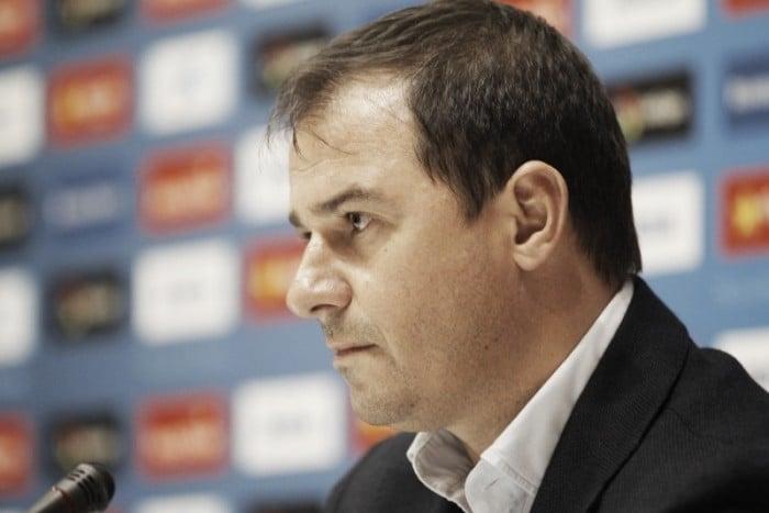 """Jordi Lardín: """"Hay pocos jugadores como Mario Hermoso"""""""