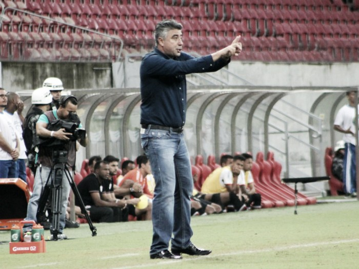 Alexandre Gallo aposta em Náutico ofensivo para jogo contra Paysandu