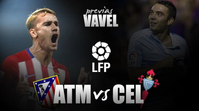 Com a cabeça em Milão, Atlético de Madrid recebe Celta pela última rodada do campeonato