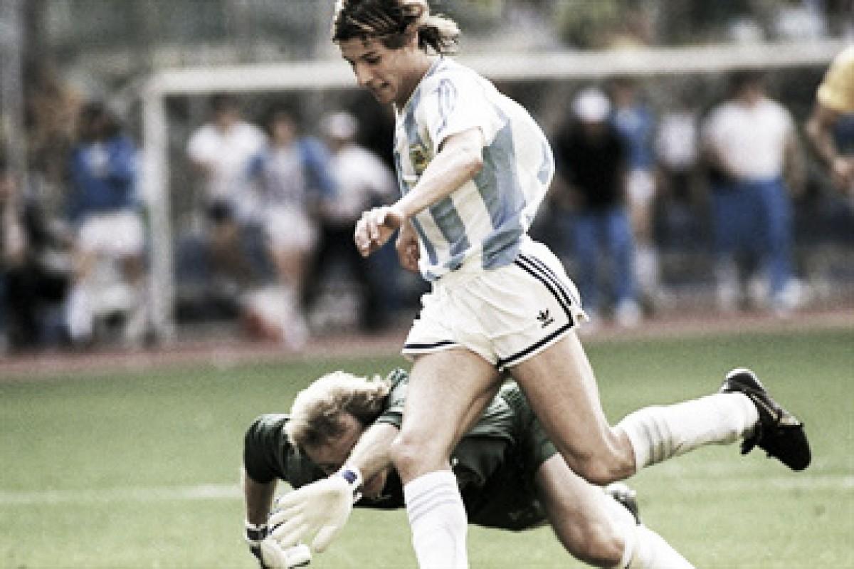 """Claudio Caniggia: """"Creo que el público se identificaba mucho más con los jugadores de antes"""""""
