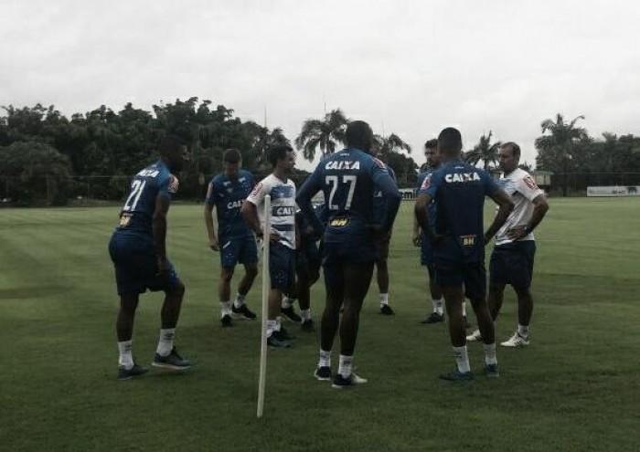 Egídio apresentado, Bruno Silva em campo e Bryan fora: o terceiro dia da pré-temporada do Cruzeiro