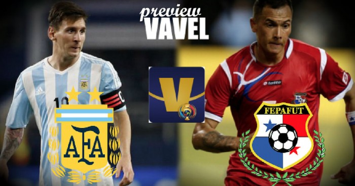 6e253d92e Copa America Centenario  Argentina looks to seal place in knockout stages  against Panama