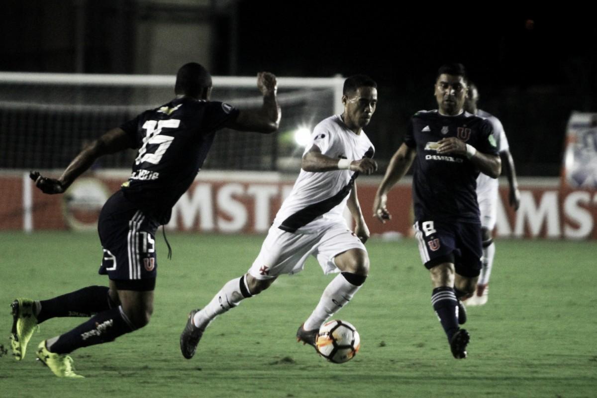 """""""A gente não esperava por esse resultado"""", diz Yago Pikachu após revés contra a Universidad de Chile"""