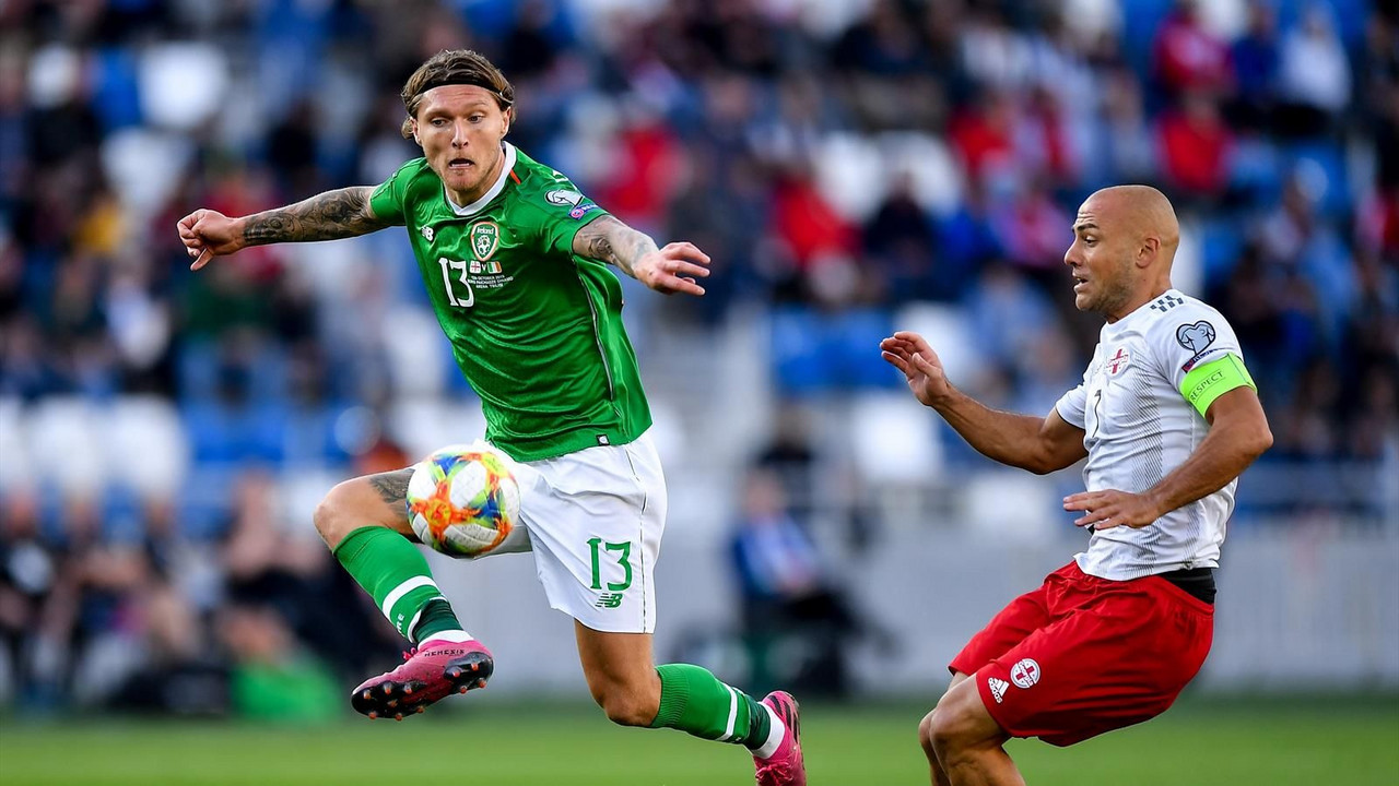 Ireland a step closer to EURO 2020 qualification