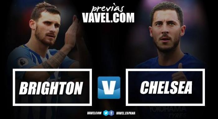 Previa Brighton - Chelsea: ganar es una obligación