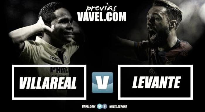 Previa Villarreal CF - Levante UD: comienza la cuenta atrás