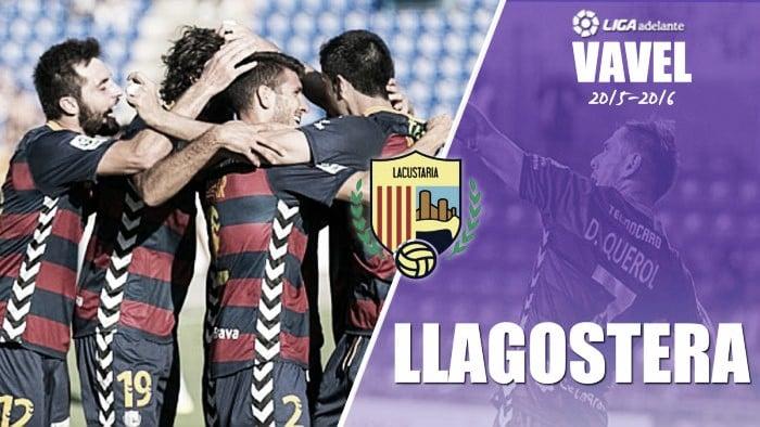 Después de dos temporadas en Segunda División, el Llagostera desciende a la categoría de bronce. Montaje: Antonio Tenrero, VAVEL.com