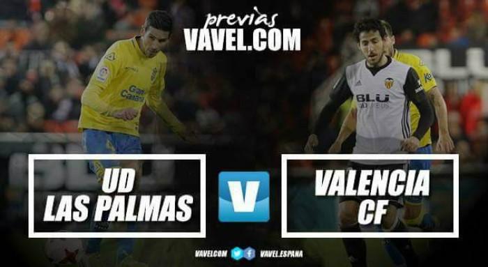 Previa UD Las Palmas - Valencia CF: necesidad de puntos