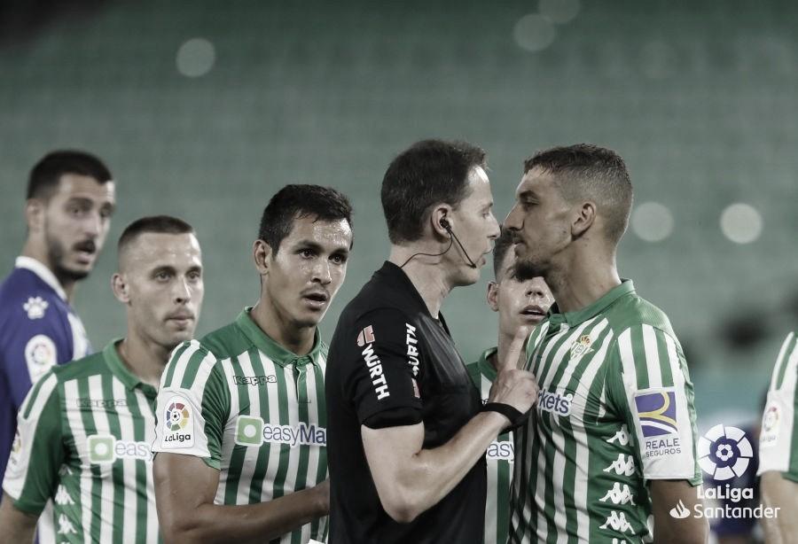 Feddal, Álex Moreno, Guido y Juanmi se pierden el duelo en el José Zorrilla