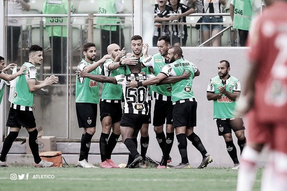 Atlético-MG empata com Tombense e perde chance de assumir a liderança