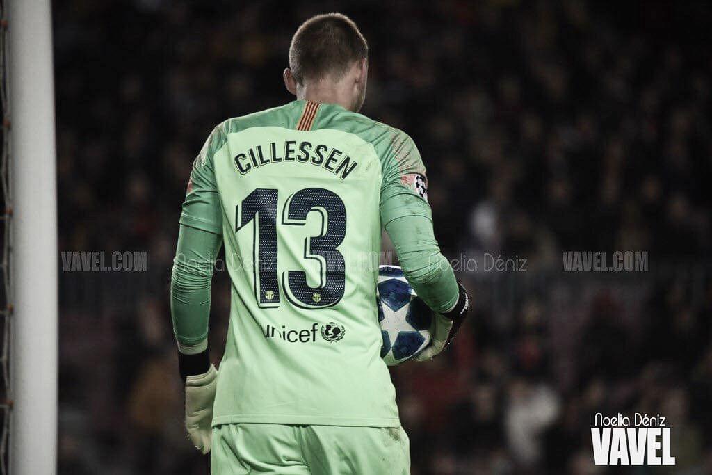 El Valencia Club de Fútbol anuncia el fichaje de Jasper Cillessen