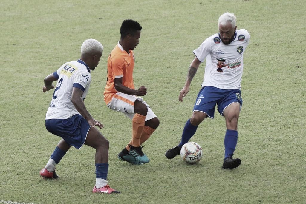 Em aberto: na final da B1 carioca, Sampaio Corrêa e Nova Iguaçu fazem jogo de seis gols