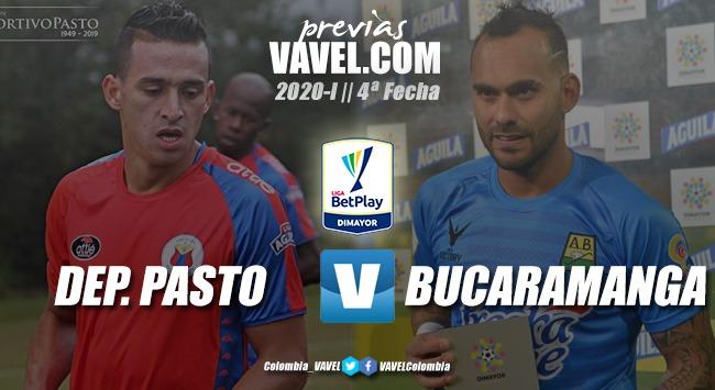 Previa Deportivo Pasto vs. Atlético Bucaramanga: la comodidad ante la urgencia