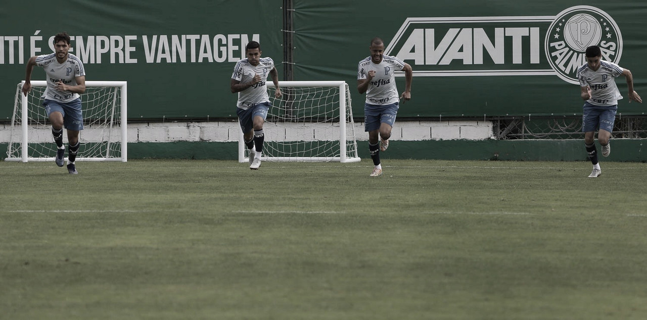 Palmeiras enfrenta Atlético-MG em busca de se isolar na liderança