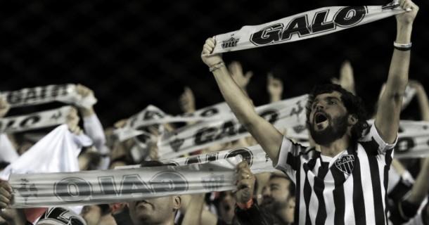 Atlético-MG - Olimpia, assim acompanhamos